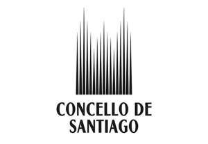 Logo Concello de Santiago Atlantic Ponte