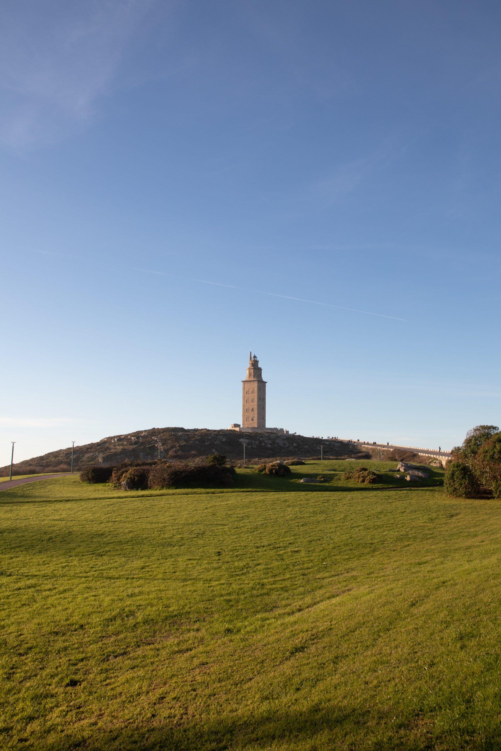 A Coruña Torre de Hércules Atlantic Ponte